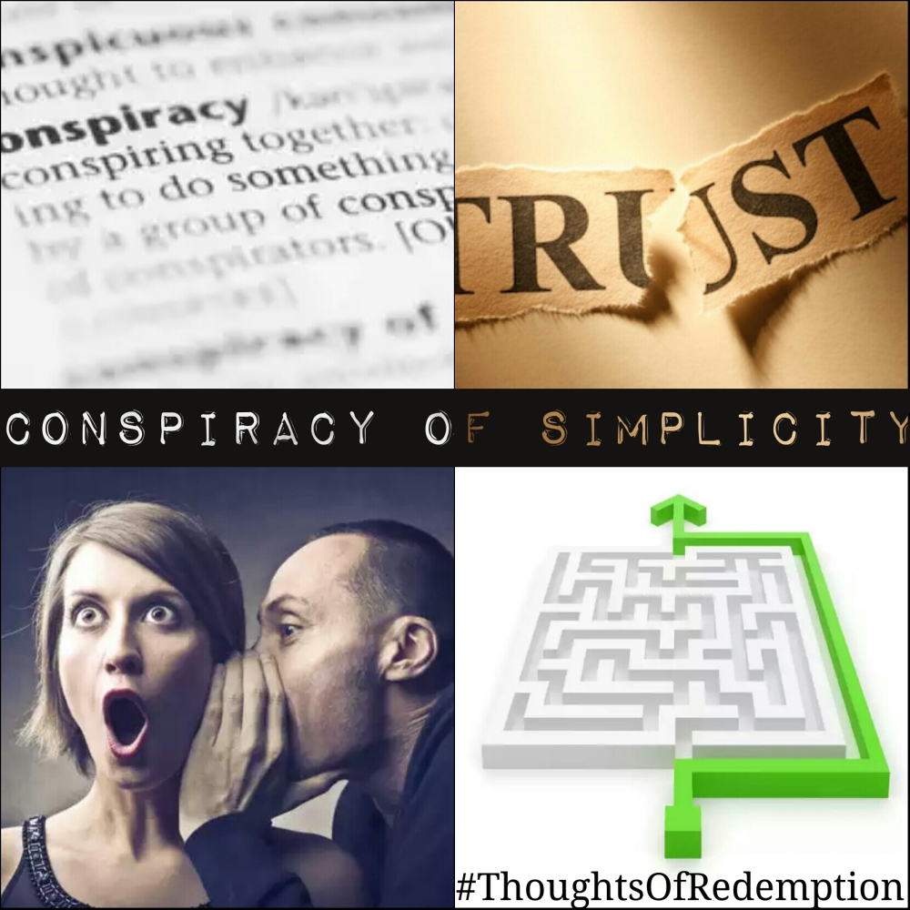 Conspiracy Of Simplicity