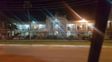 Guyana's Parliament Building