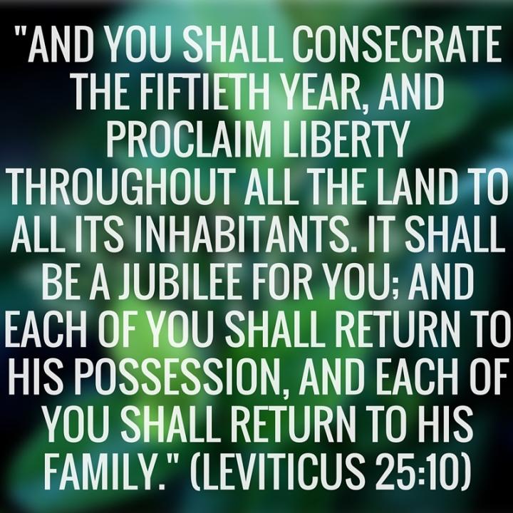 Leviticus 25-10