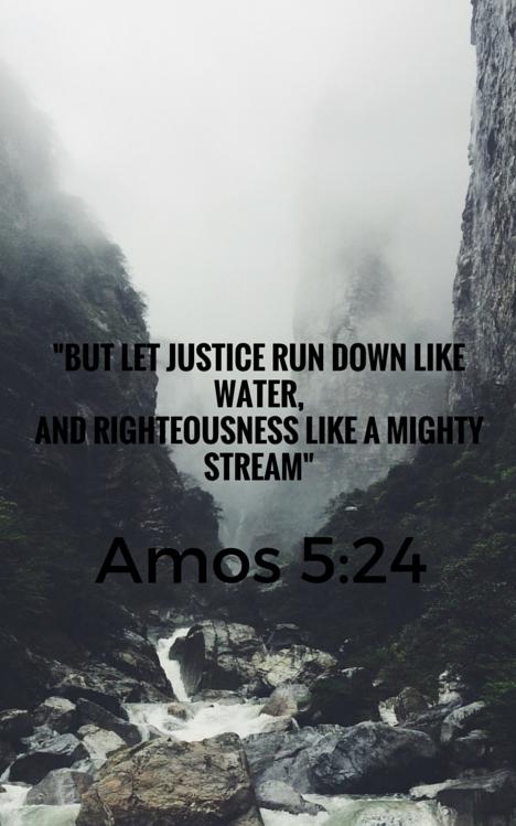 Amos 5-24