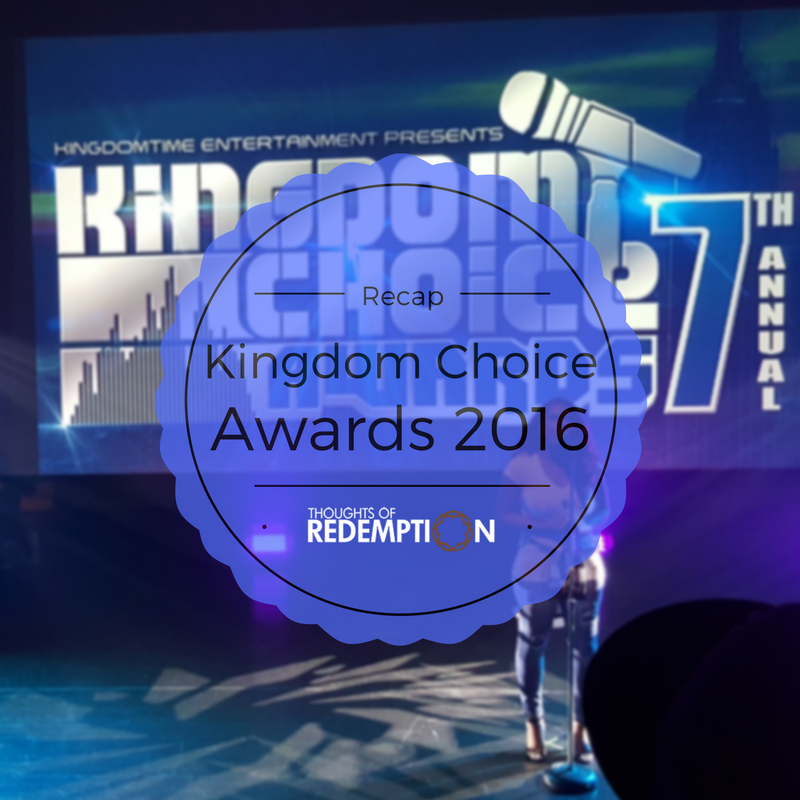Kingdom Choice Awards 2016